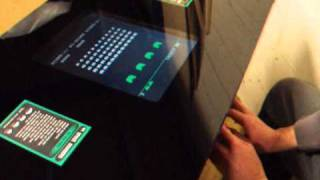 Refurbished Taito Tabletop Arcade Machine