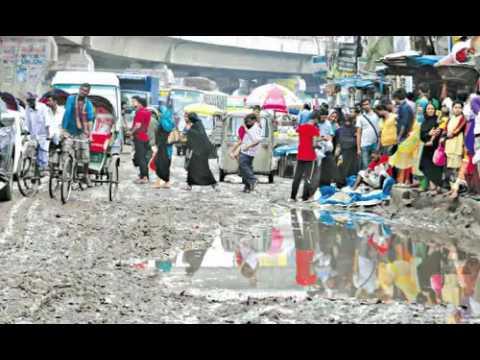 Traffic Of Dhaka | North City Corporation