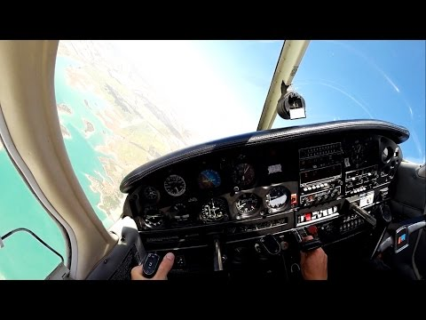 GoPro Flying POV - A day in the life @ Flight School