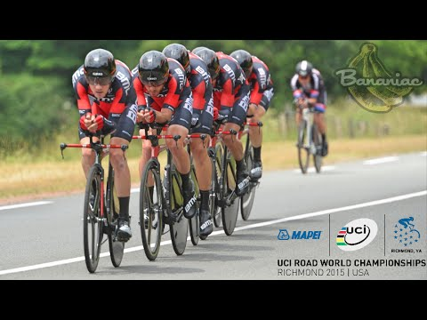 Elite Team Time Trials | Richmond 2015 UCI Road World Championships