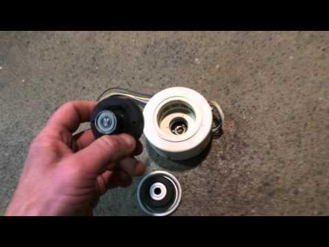 Mr Slim noisy fan motor just neeeds bearings