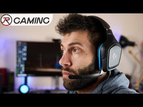 Logitech G332 E G432 - Cuffie Gaming Per Iniziare? - Recensione