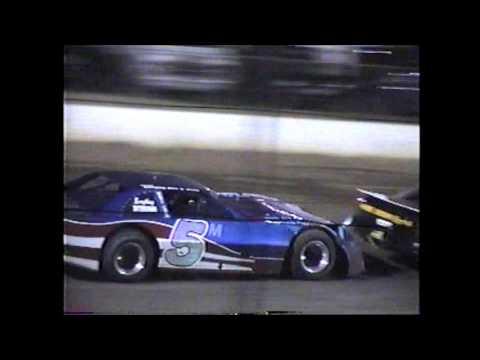 County Line Raceway Sportsman Feature 6-21-97