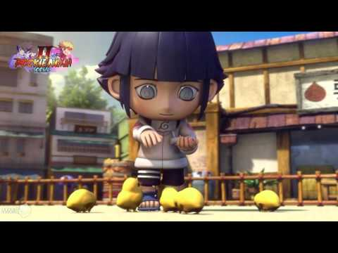 Pockie Ninja 2 Social CG Trailer Part 1 - MMO HD TV (720p)
