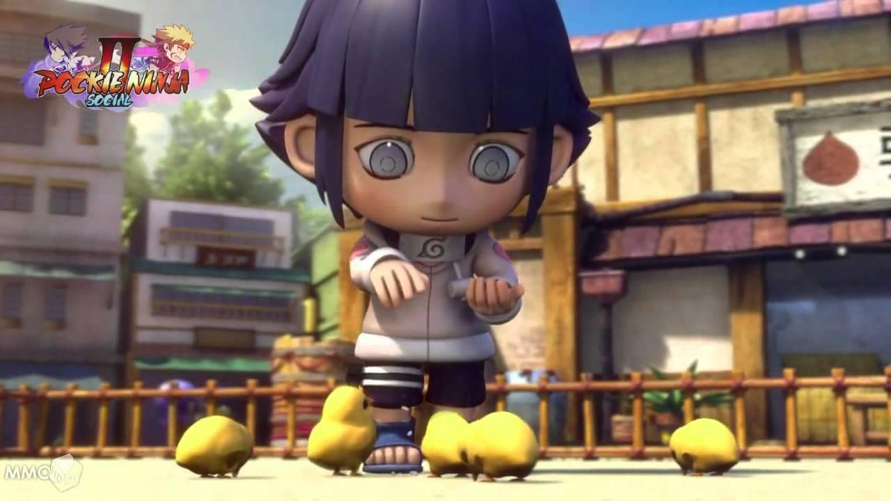 Download Pockie Ninja 2 Social CG Trailer Part 1 - MMO HD TV (720p)