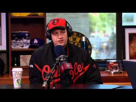 Josh Charles on The Dan Patrick Show (Full Interview) 10/10/14