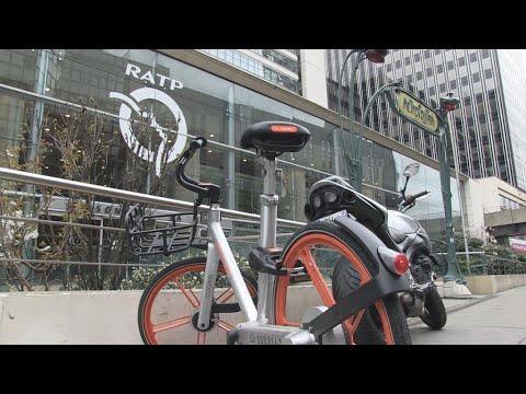Les transports alternatifs tentent de s'imposer à Paris