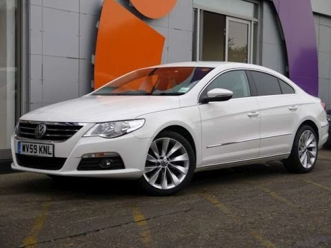 review our 2009 volkswagen passat cc gt 2 0tdi 170ps white. Black Bedroom Furniture Sets. Home Design Ideas