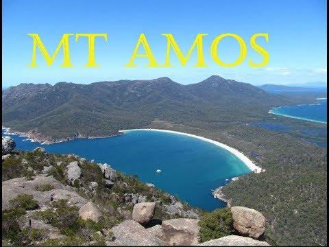 Mt Amos Climb