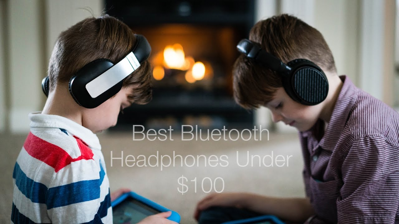 Best Bluetooth Headphones Under 100 Youtube