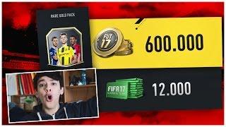 INCREDIBILE EA! MEGA PACK OPENING PER MESSI IF! NUOVE SBC COMPLETATE [FIFA 17]