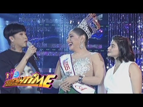 It's Showtime Miss Q & A: Lip talk with Vice, Matmat and Anne