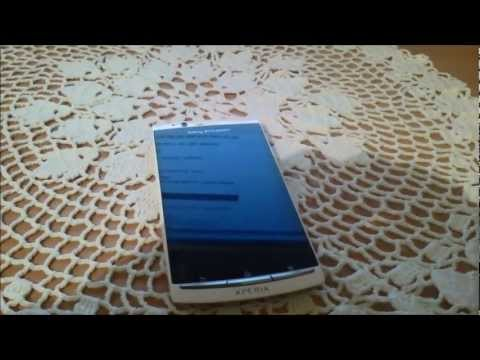 How To Easily Downgrade Sony Xperia Arc S To Official 2.3 Gingerbread