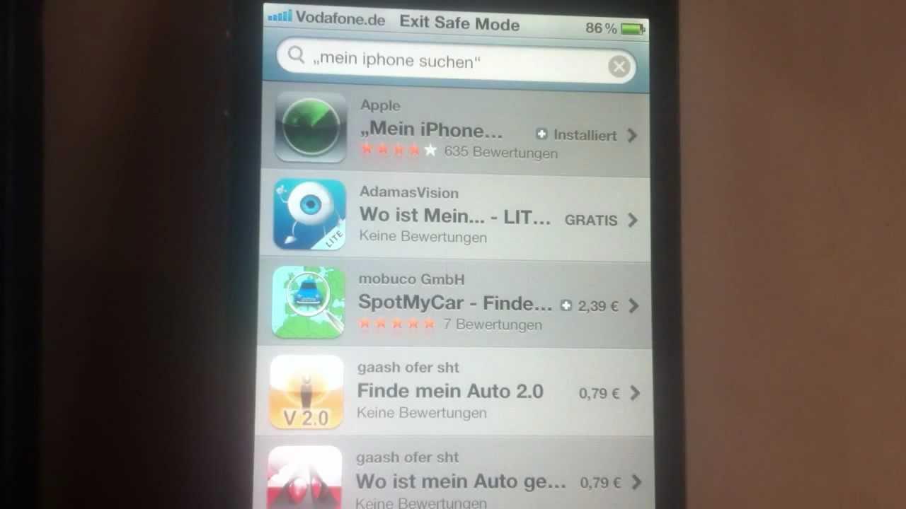 iphone 8 Plus verloren orten lassen