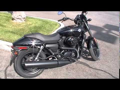 Harley Street 500 >> 2015 XG500, HARLEY DAVIDSON STREET 500 - YouTube