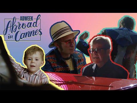 Adam&eveDDB 's Richard Brim  Talks About Elton John,  Christmas And Breaking The Rules.