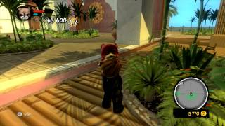 Naughty Bear - Panic in Paradise Demo (Xbox 360)