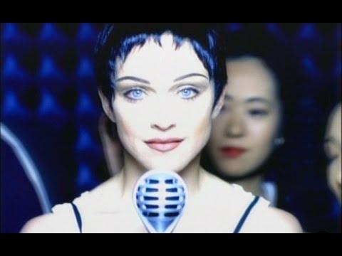 Madonna  Rain The Making Of Version 1993 BRoll Footage
