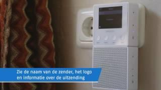 MEDION® LIFE® E85032 Internet Radio & Bluetooth Speaker