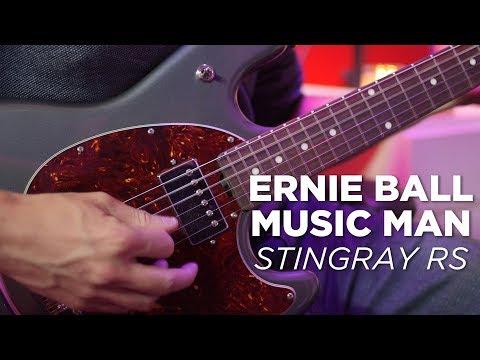 The Ernie Ball Music Man StingRay RS - Cooper Carter