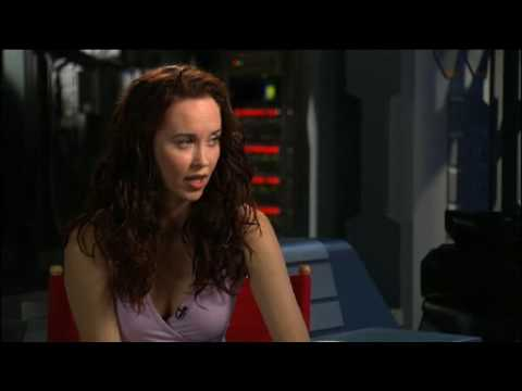 Elyse Levesque Sky One Interview - Stargatearchive.com