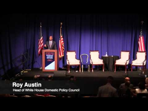 Bipartisan Summit: Roy Austin, White House Domestic Policy Council