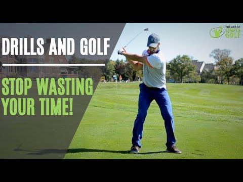How To Practice At The Driving Range To Really Improve Your Golf Swing and Scores