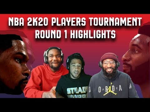 NBA 2K20 Players Tournament: Round 1 Highlights | ESPN