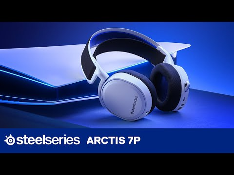 Arctis 7P Headset for  Sony PlayStation 4 and Next-Gen PlayStation 5 | SteelSeries