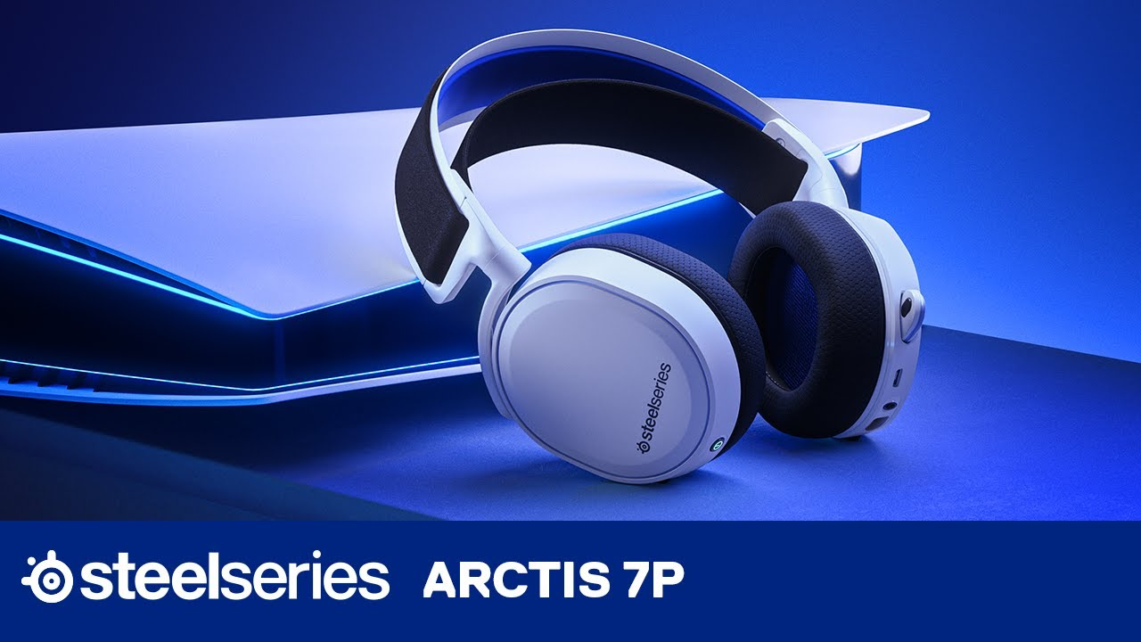 Arctis 7P Headset for Sony PlayStation 4 and Next-Gen PlayStation 5 |  SteelSeries - YouTube