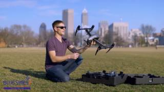 Inspire 2 Review - Blue Skies Drone Rental
