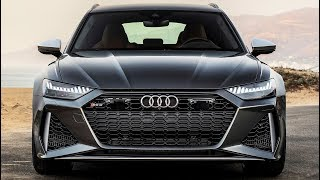 2020 Audi RS 6 Avant - Station Wagon For Car Enthusiasts