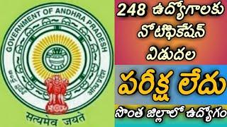 Andhra pradesh jobs news latest|anganwadi mini anganwadi teachers recruitment in kurnool district