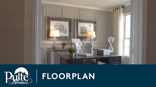 New Home Designs | Two Story Home | Lawson | Home Builder | Pulte Homes