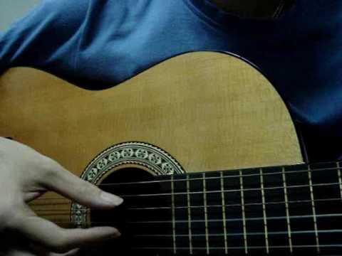 Quê Hương (Đỗ Trung Quân) - Guitar