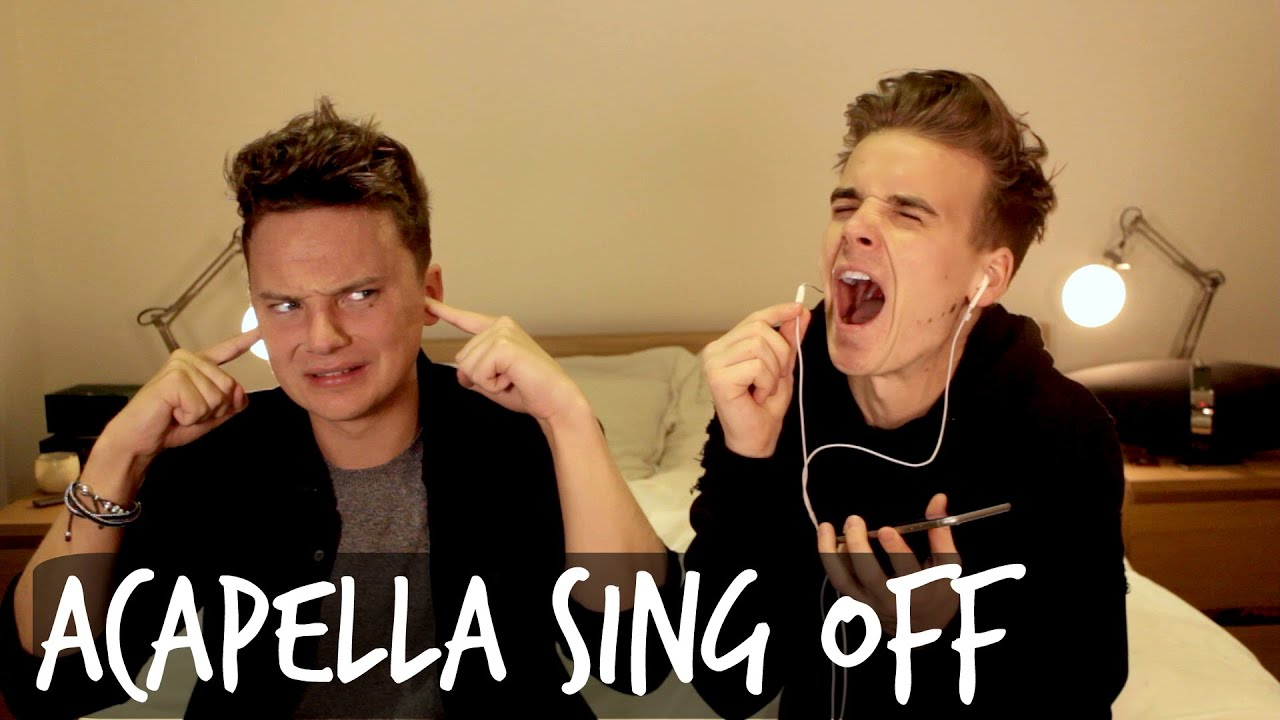 Can You Believe What Joe Sugg Challenged Conor Maynard To