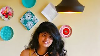 How To Decorate Wall With Plates | Easy Wall Decor | Pinterest Inspired Decor | Doctor Ruchita