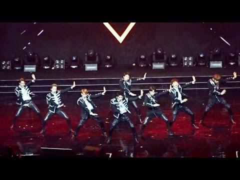 170408 yinyuetai V chart awards - Lotto EXO
