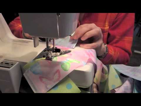 1 Strip Stack Sewing Youtube