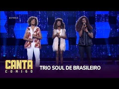 Trio Soul de Brasileiro levanta apenas 16 jurados com hit de Ludmilla