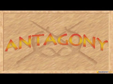 Antagony gameplay (PC Game, 1995)