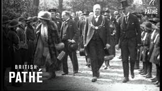Premier In The Potteries (1928)