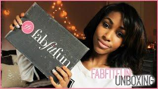FabFitFun Summer 2014 UNBOXING! Thumbnail