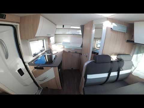 Dethleffs Sunlight T60 Motorhome Review Mmm Magazine By