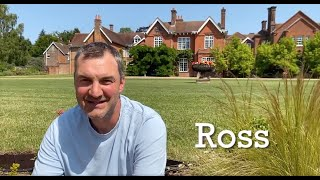 Ross at Penn House