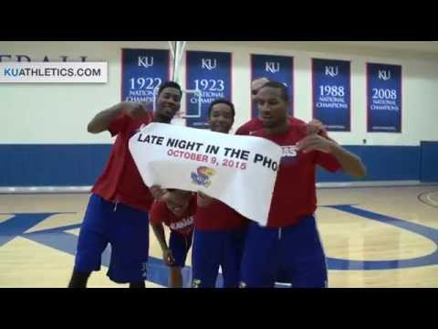 KU Players Deliver Non-Conference Schedule // Men
