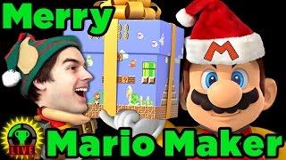 GTLive: A Merry Mario Maker Live Stream
