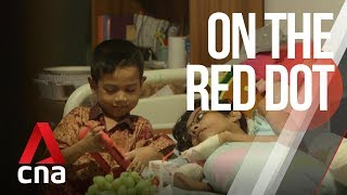 CNA | On The Red Dot | E33 - We are family: She lives in constant pain, but still fights for her son
