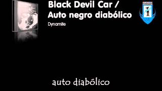 Jamiroquai - Black Devil Car (Subtitulado)