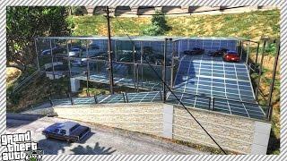 15 Car Garage!! - GTA 5 MOD